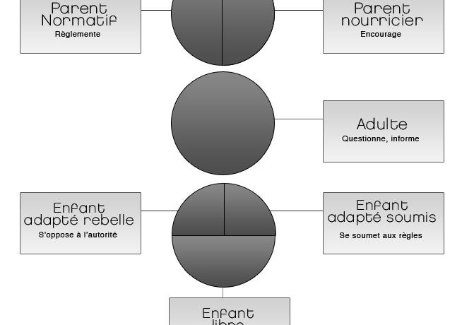 3 états du moi fonctionnel - analyse transactionnelle - Performance et Coaching - Pierre Cochat coach certifié