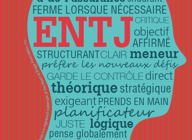 Découvrez vos talents - test MBTI type ENTJ - Performance et Coaching - Pierre Cochat coach certifié