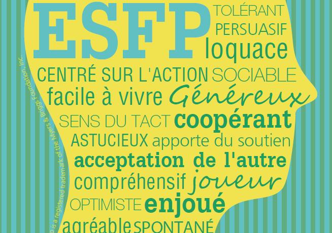 Découvrez vos talents - test MBTI type ESFP - Performance et Coaching - Pierre Cochat coach certifié