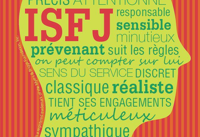 Découvrez vos talents - test MBTI type ISFJ - Performance et Coaching - Pierre Cochat coach certifié