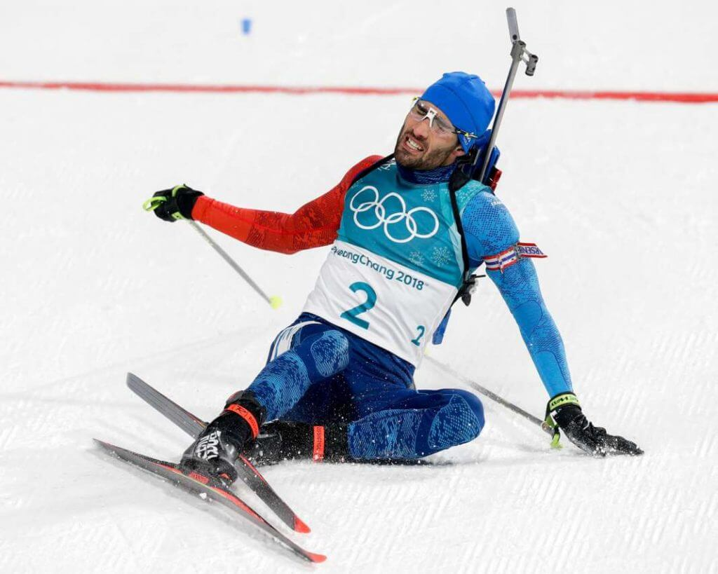 Martin Fourcade, Biathlon, JO Pyeongchang 2018