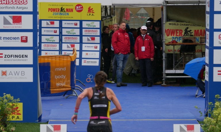 Agnes Duhail - duathlon longue distance Zofingen | Performance et coaching