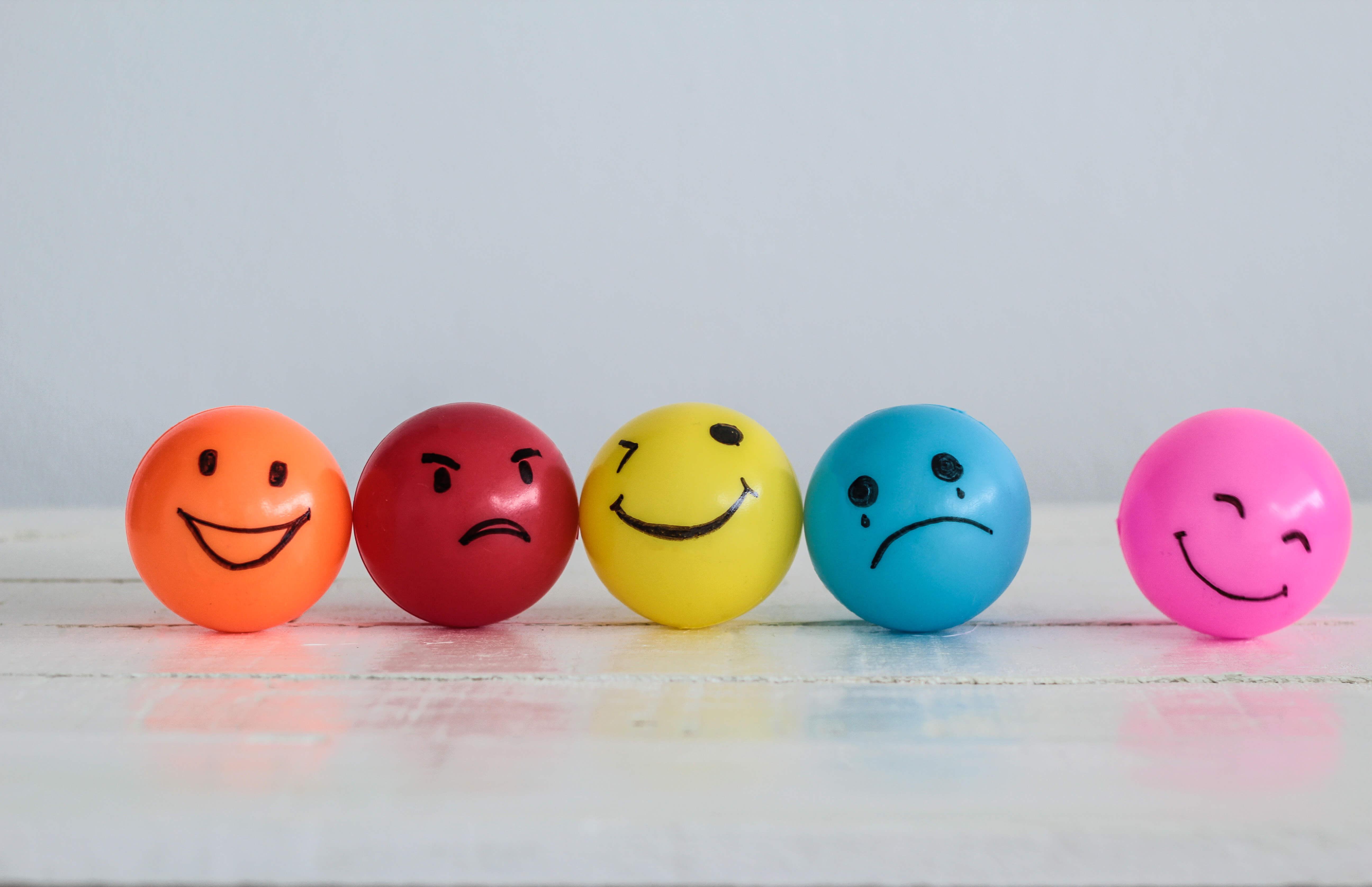 émotions de base | Performance et coaching